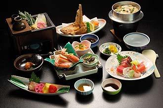 3,000円お料理 宴席のお料理イメージ