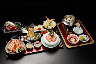6,000円お料理 宴席のお料理イメージ