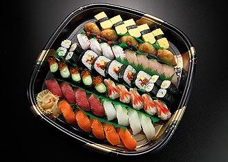 寿司盛合わせ4,000円イメージ
