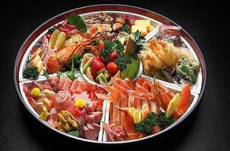 オードブル10,000円のお料理イメージ