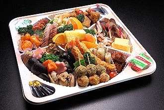 オードブル3,000円のお料理イメージ