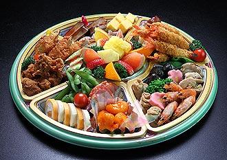 オードブル4,000円のお料理イメージ