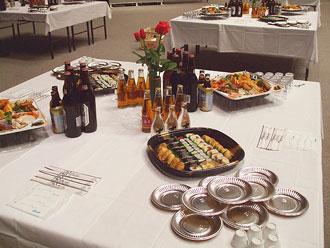 パーティー料理のイメージ