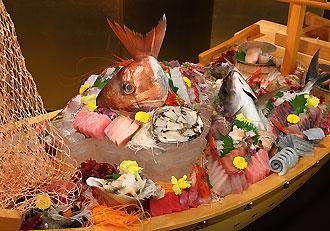 大舟盛のお料理イメージ